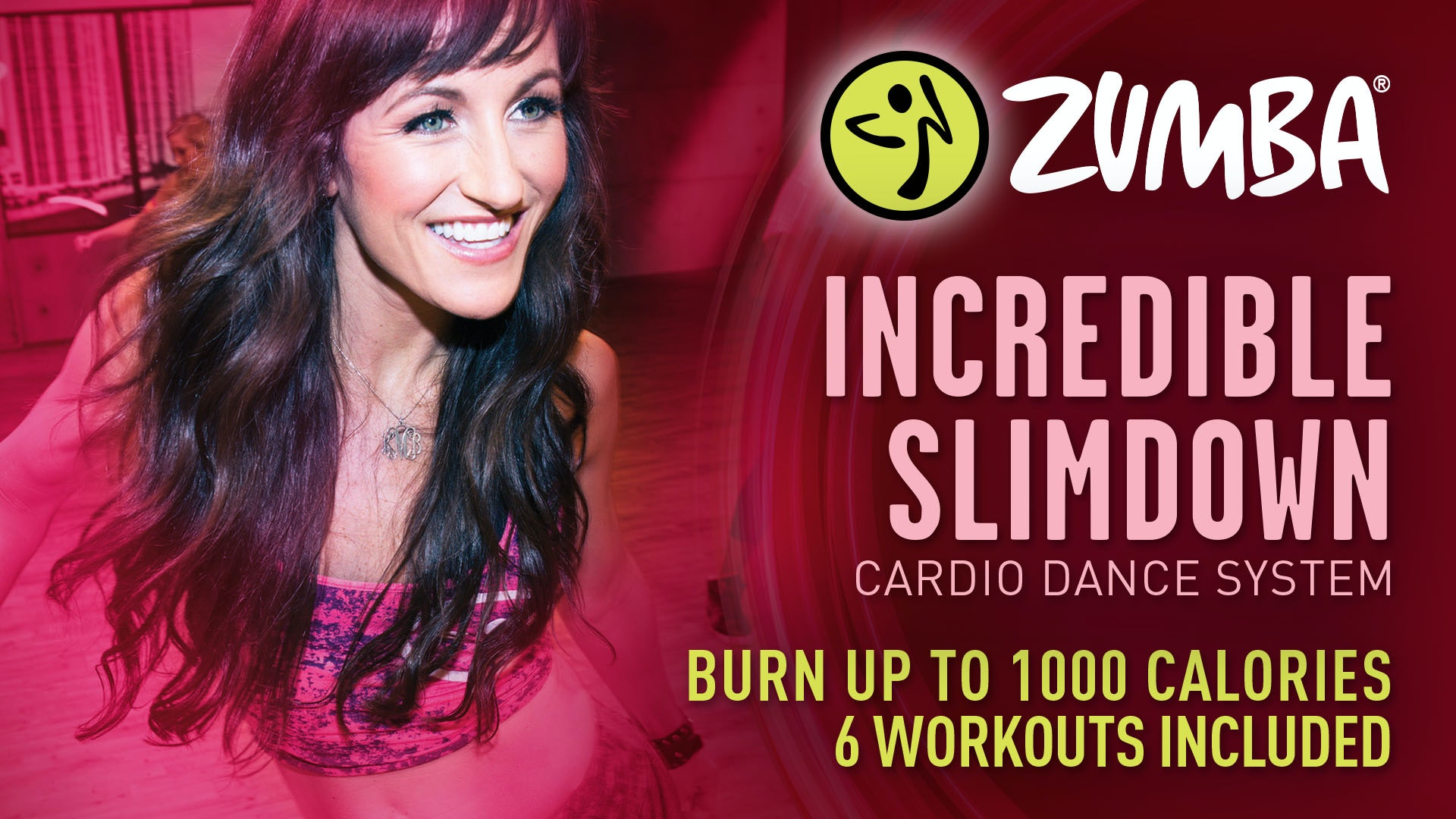 Incredible Slimdown Cardio Dance System