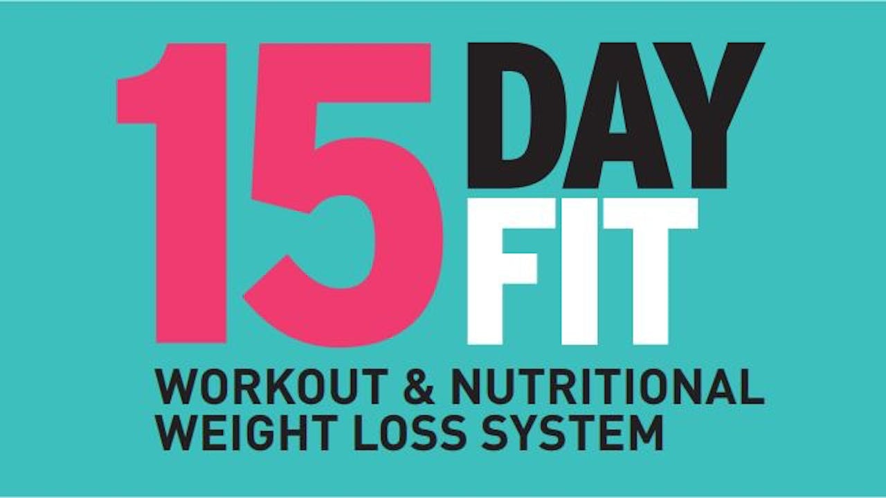 15-Day Fit Weight Loss Workout System