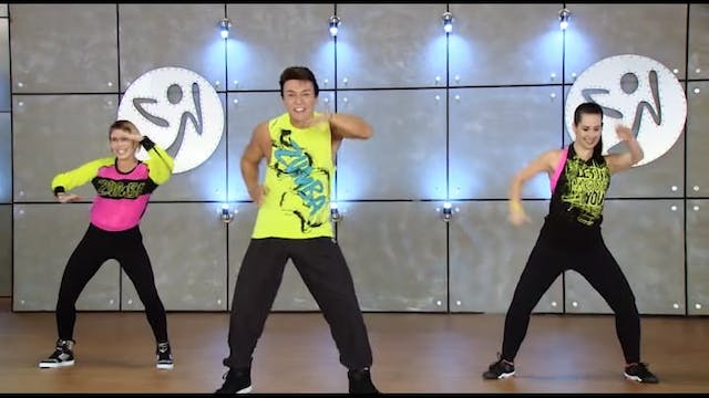 Zumba Fit: Let's Dance