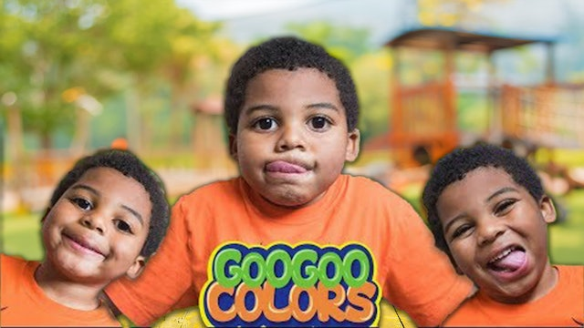 GOO GOO GAGA TWIN BROTHERS PLAY AT THE PARK! Learn to Count to 5 with Mom.