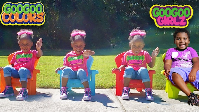 WHERE IS GOO GOO GABY?  Learn Color Recognition with Goo Goo Girlz