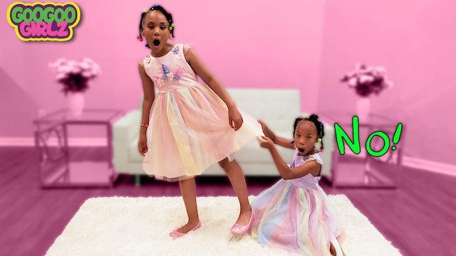 That's My Dress! (Gaby & Goo Goo Girl Want The Same Dress!)