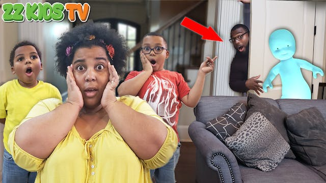"""""""Ghost Dude"""" Caught on Camera! (Will ..."""