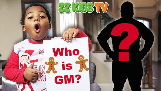 Who is GM? (ZZ Kids Reveals A Secret)...