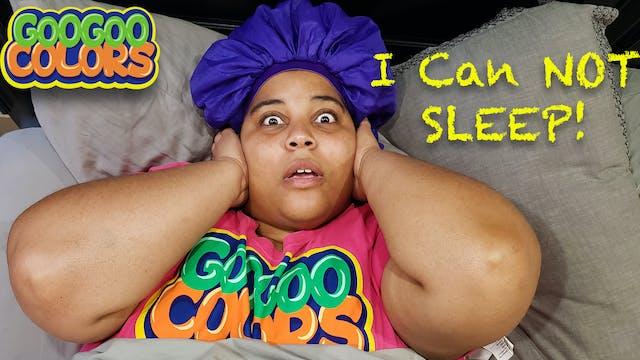 GOO GOO MOM CAN'T SLEEP ROUTINE! (Lea...