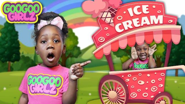 Goo Goo Gaby Pretend Play with Ice Cr...