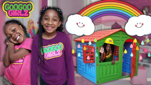 Goo Goo Gaby & Magic Play House (Goo Goo Girlz Playhouse)