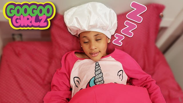 Gaby Wake up! (Morning Routine for S...