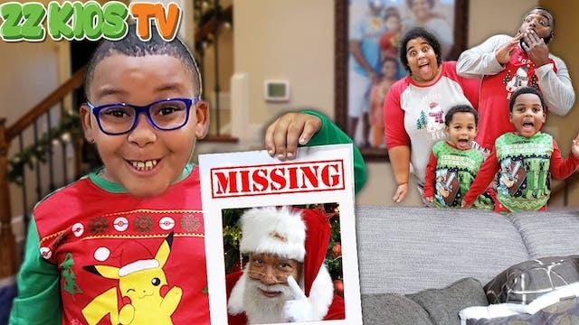 HELP! Santa Is Missing! ☃️🎅(Wait, Is ...