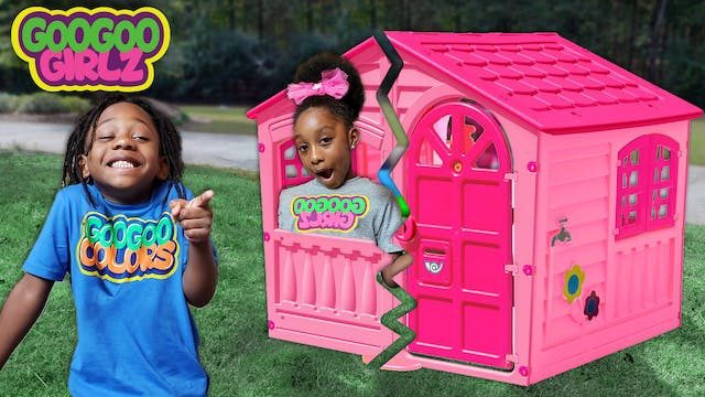 Oh No! My Playhouse! (Learn to Spell ...