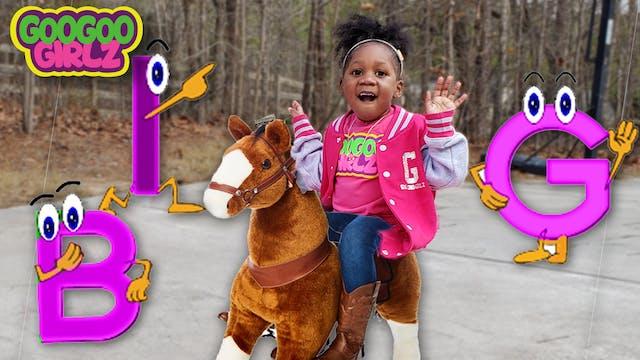 Hello Gaby! I am a Horse! (Learn How ...