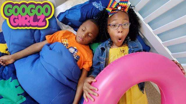 Are you Sleeping Brother John- (Goo Goo Girlz Nursery Rhyme Song)