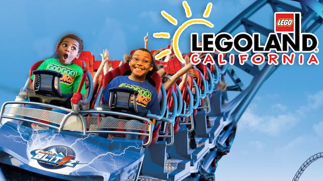 ZZ KIDS WENT TO LEGOLAND! OUR CALIFOR...