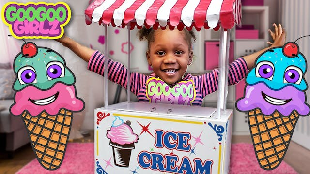 Pink Ice Cream Please! (Learn to Reco...