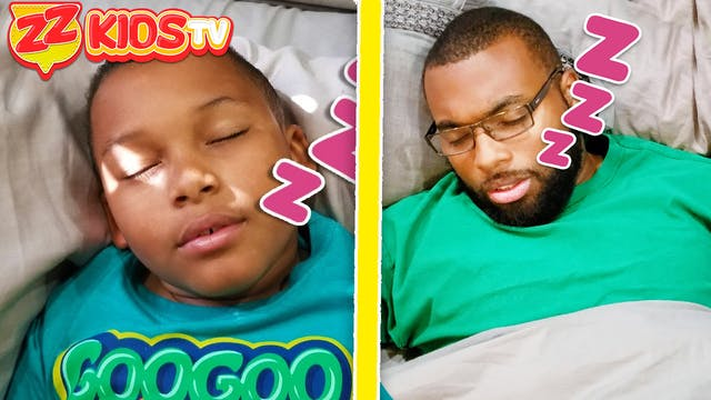 Wake Up! ZZ Dad & ZZ Kid Morning Rout...