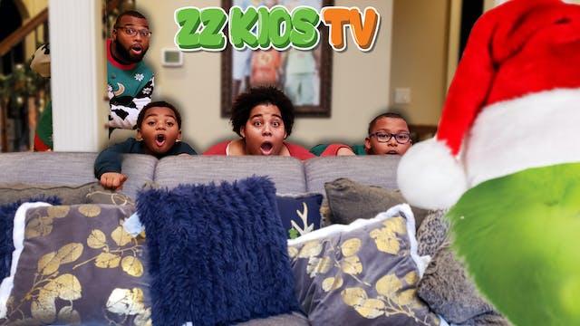 Who Stolen ZZ Kids Christmas Tree?🎄 (...