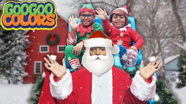 Hurry Up Santa! 🎅☃️🎄(Help Santa Claus...